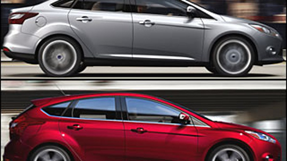 Ford's Focus Will Be All-New, Too