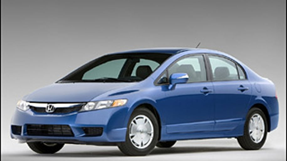 Cheap Hybrids: Honda Civic Hybrid