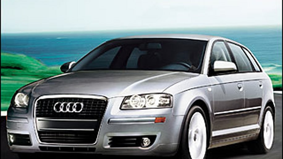 Midsize Cars: Audi A3