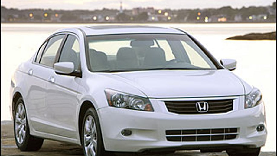 Midsize Cars: Honda Accord