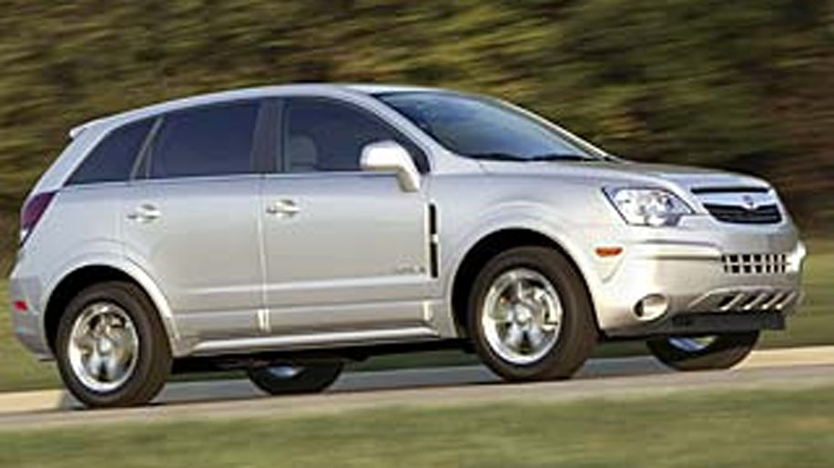 Midsize SUVs: Saturn Vue**