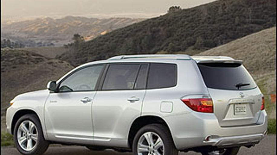 Midsize SUVs: Toyota Highlander