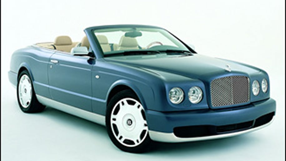 11. 2007 Bentley Azure