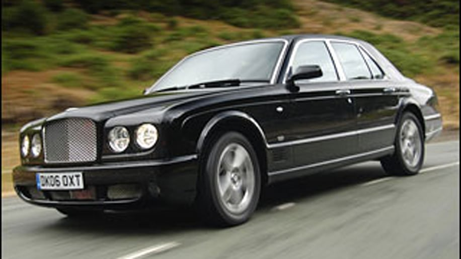 12. 2007 Bentley Arnage