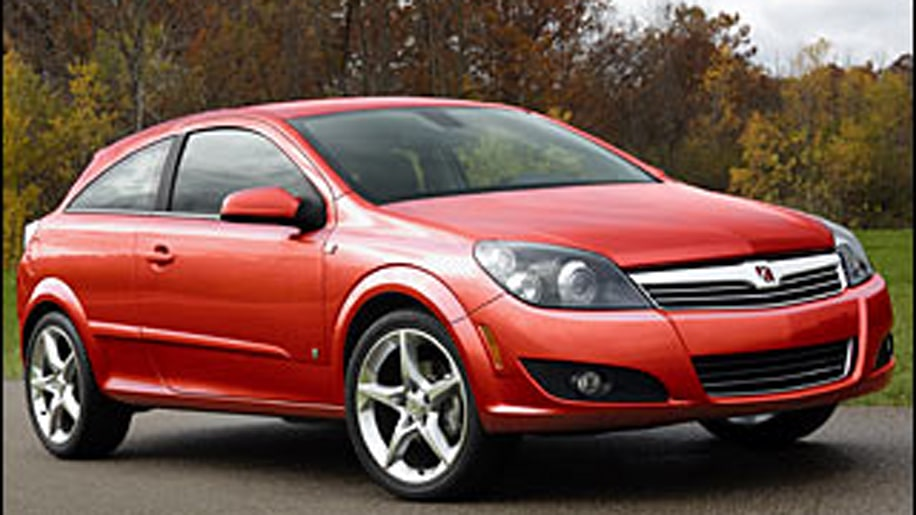 The Next Wallflower Car: Saturn Astra