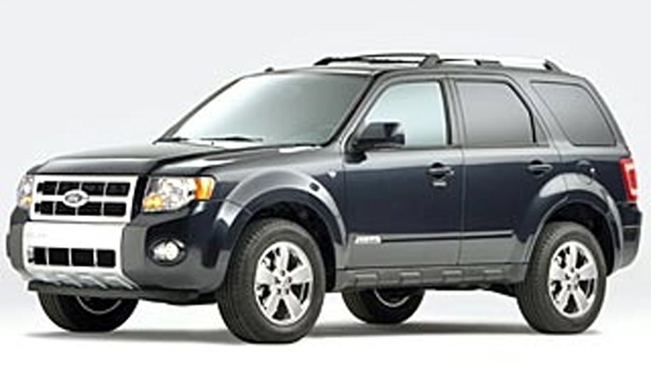 6. Ford Escape Hybrid