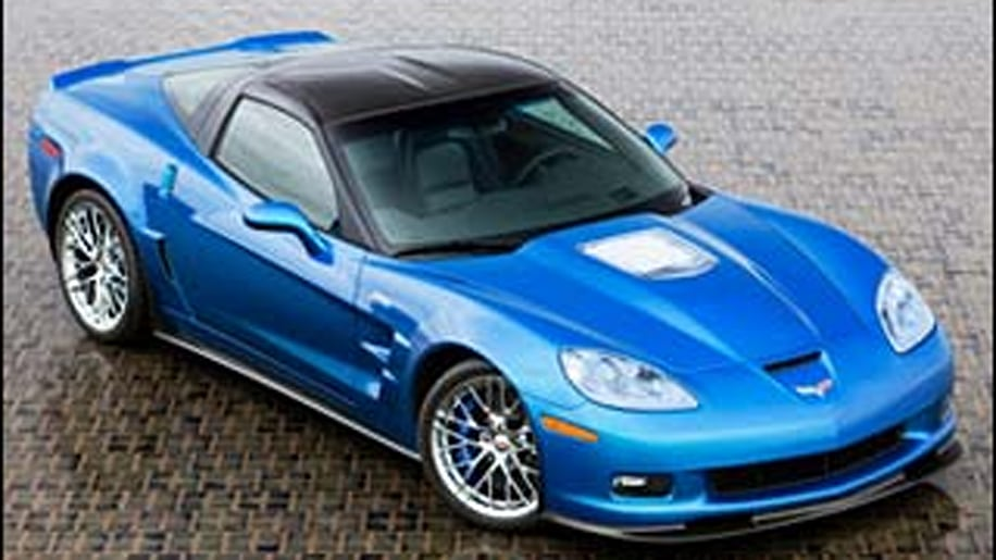 Coming Soon: Corvette ZR1