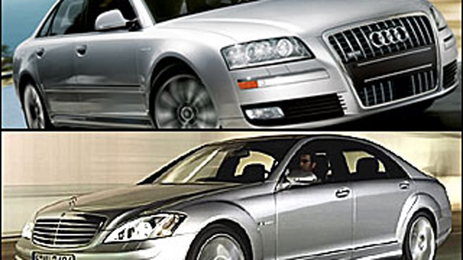 Ten High End Luxury Sedans