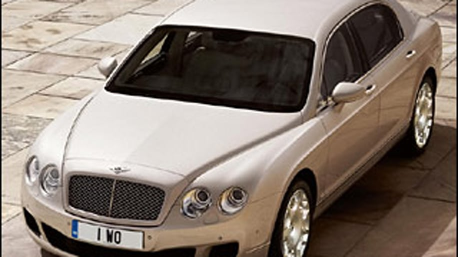 Bentley Continental Flying Spur Speed Mulliner