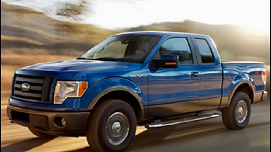 1. Ford F-150