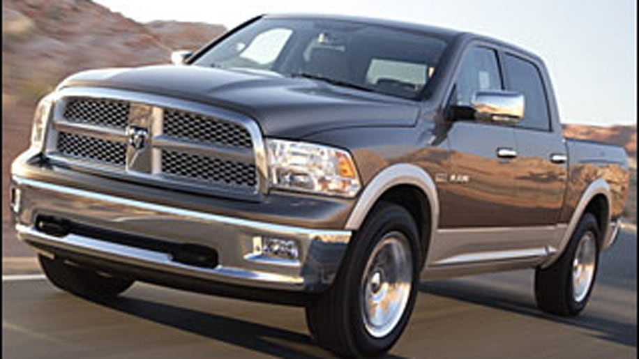 Top Selling Eligible Dodge Model