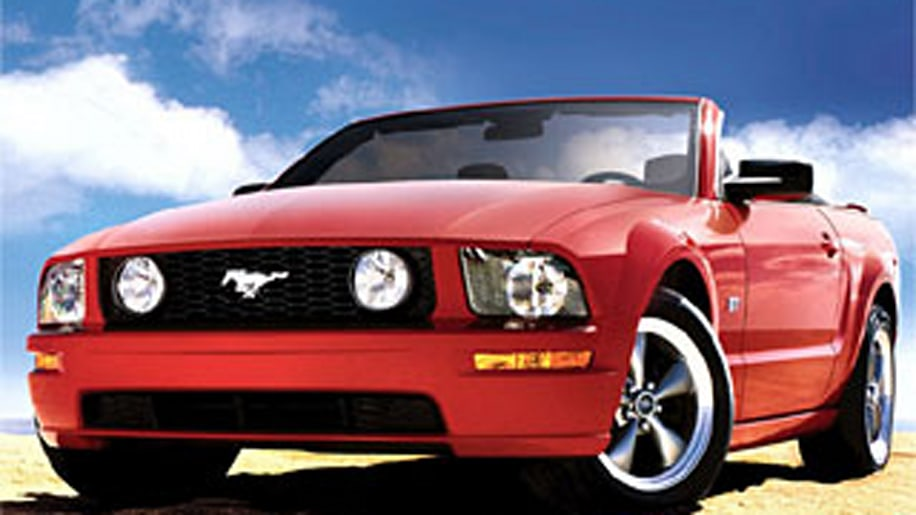 Cheap Used Convertible: 2007 Ford Mustang GT