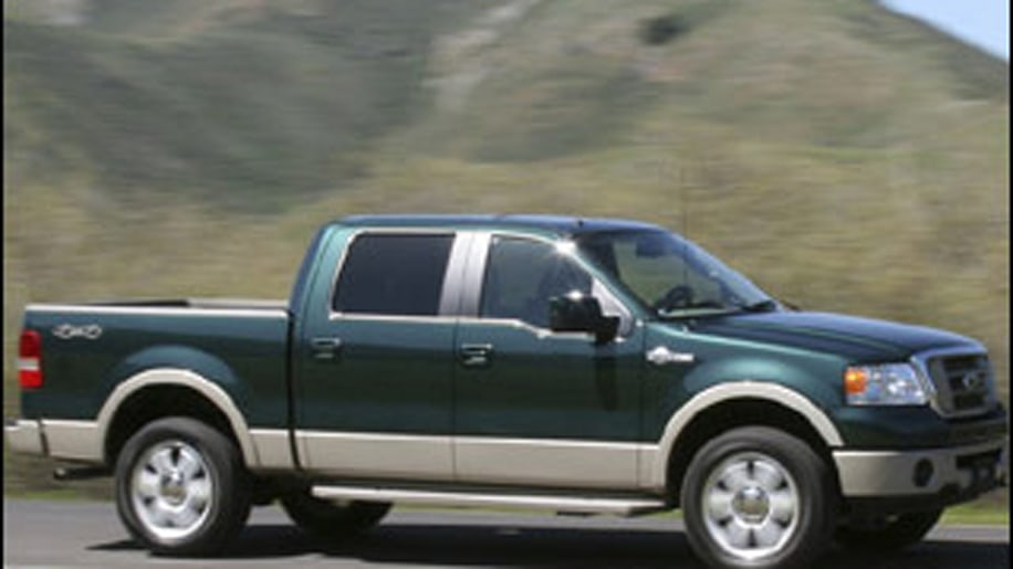 Cheap Used Truck: 2007 Ford F-150 King Ranch
