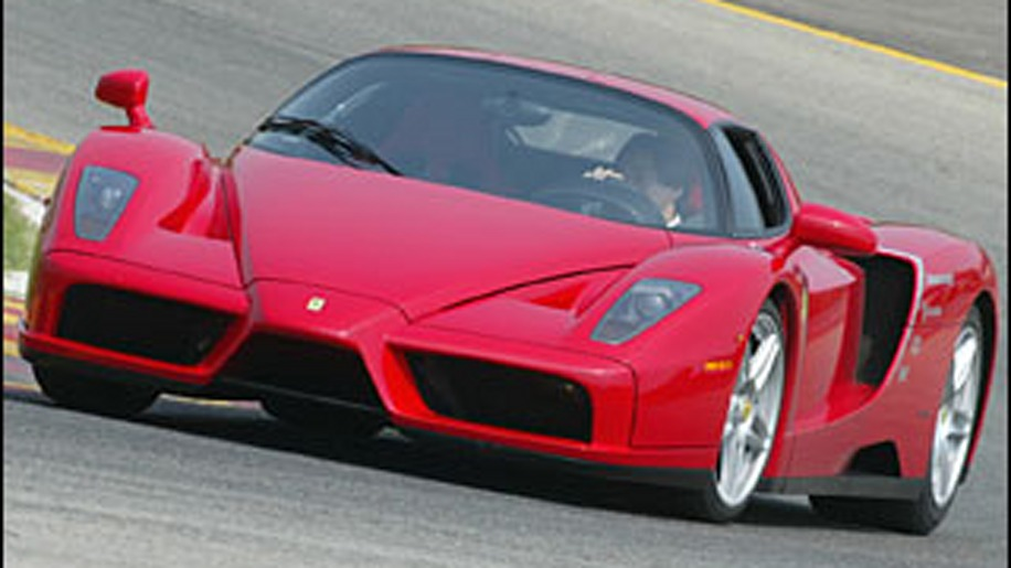 Super Car: Ferrari Enzo