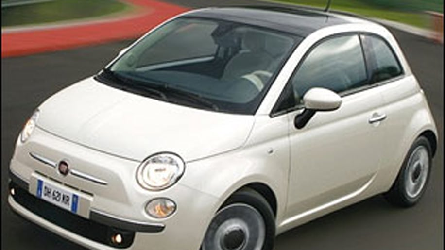Chrysler Bringing Fiat 500 To Our Shores