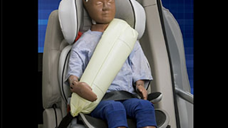 A new kind of seat belt