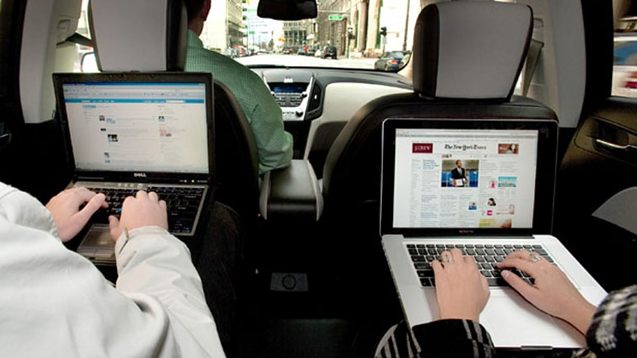 In-Car Internet