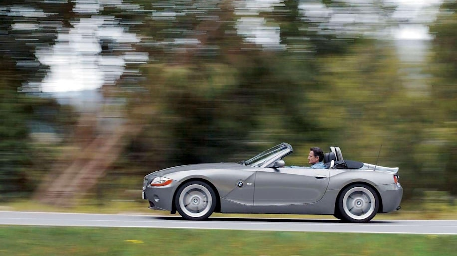 Bmw Z4 3 0i E85 Photo Gallery Autoblog