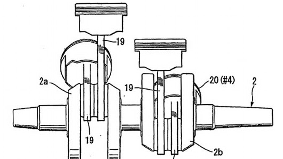 Patent Application Reveals Possible Cylinder Deactivation
