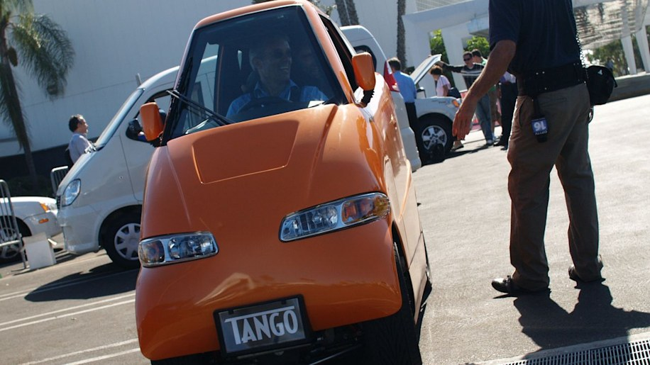 Video Jay Leno Does The Electric Tango Autoblog