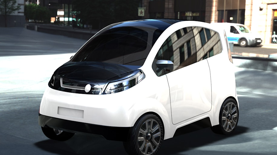 Global Electric Vehicle concept