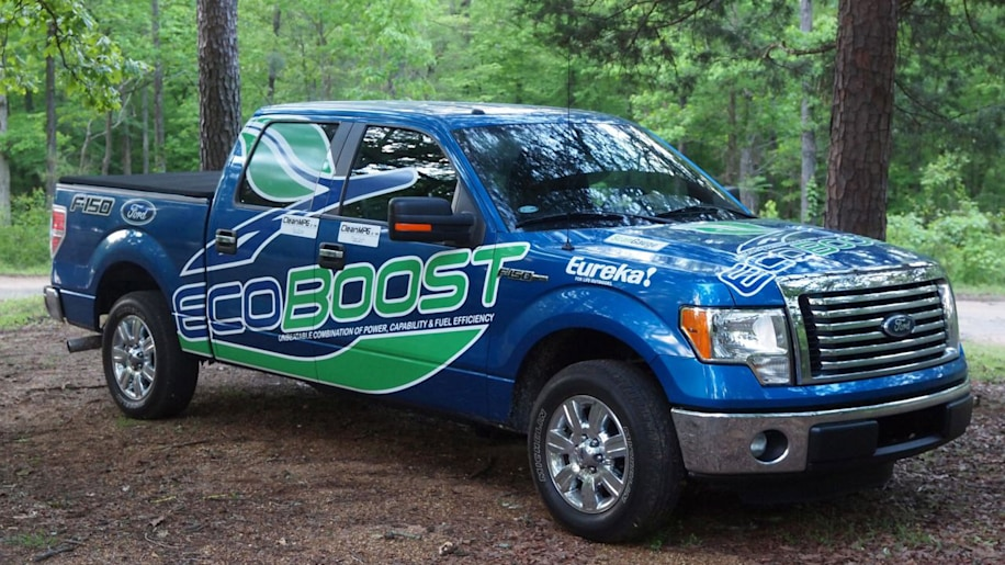 Ford F-150 Ecoboost Challenge Road Trip with CleanMPG