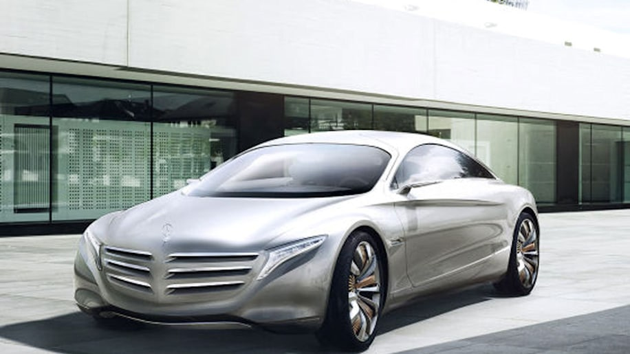 Mercedes benz f125 gullwing fuel cell concept leaks ahead for Mercedes benz fuel cell