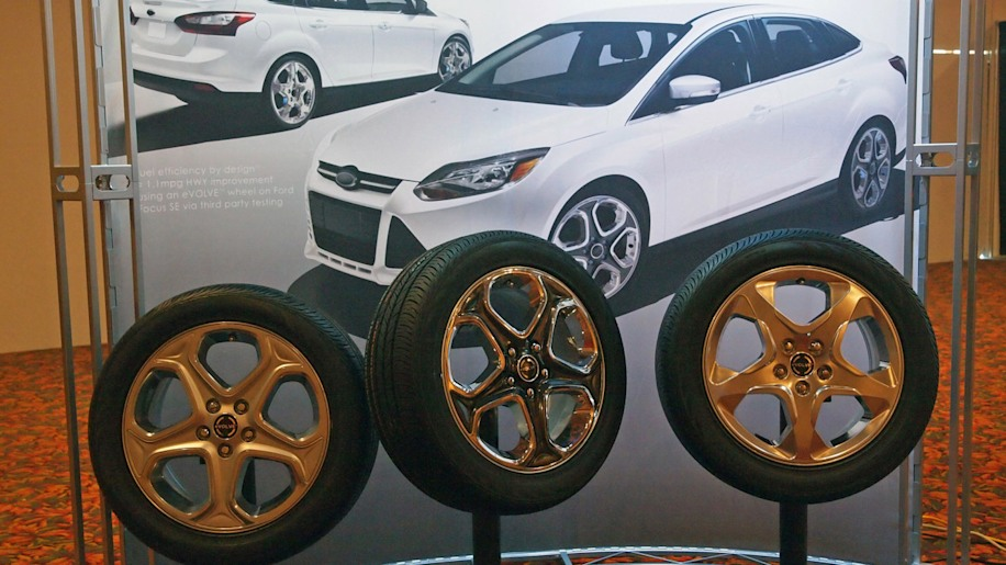 SAE World Congress: Evolve Hybrid Wheel