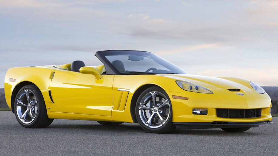 Two-Seat Sports Car: 2006-2011 Chevrolet Corvette