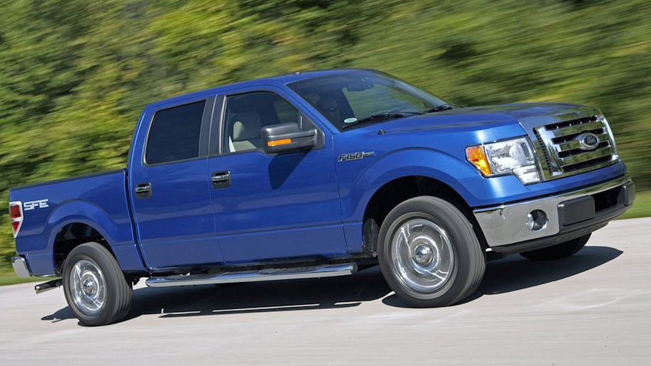 Large Truck: 2006-2011 Ford F-150