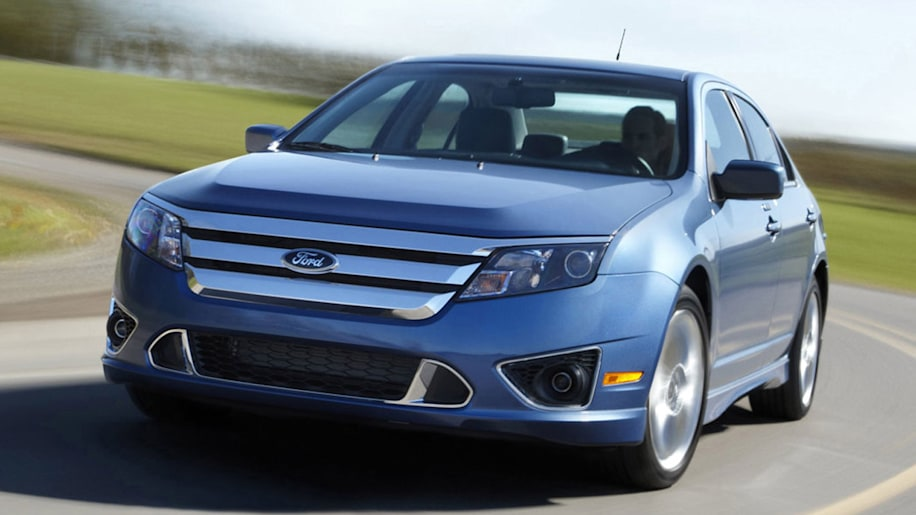 Midsize Sedan: 2007-2011 Ford Fusion