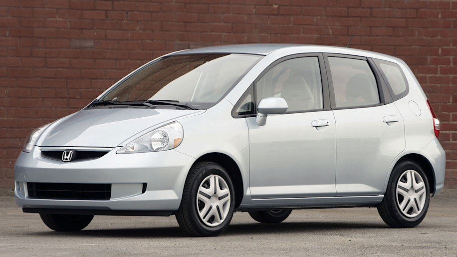 Subcompact: 2007-2011 Honda Fit