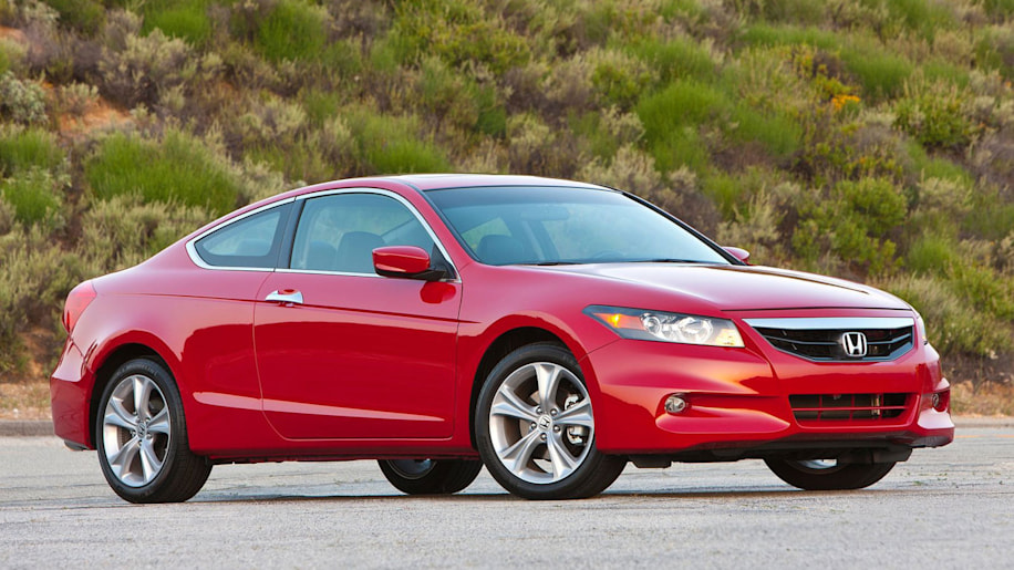 Coupe: 2006-2011 Honda Accord Coupe