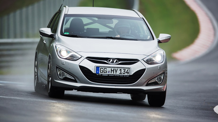 Hyundai opens up European Test Centre at Nürburgring