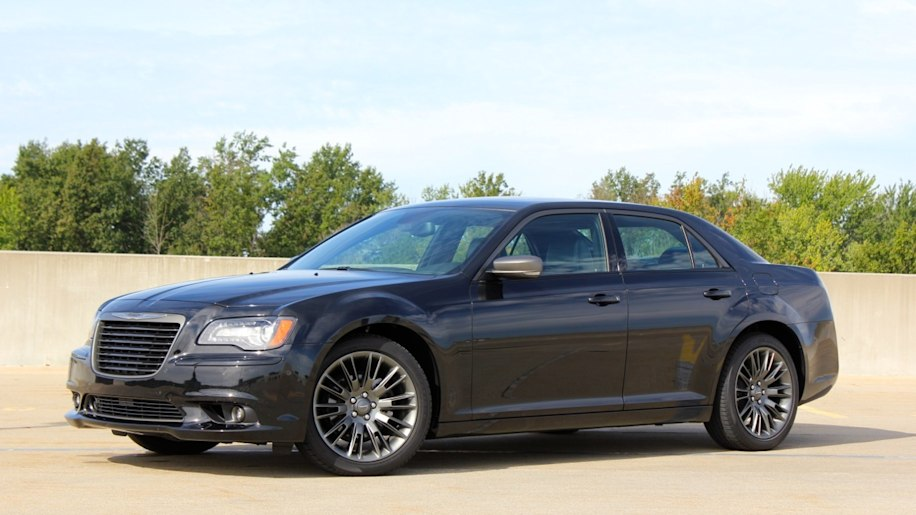 2013 Chrysler 300 C John Varvatos >> 2013 Chrysler 300C John Varvatos Limited Edition - Autoblog