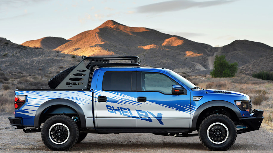 2013 shelby raptor quick spin photo gallery autoblog. Black Bedroom Furniture Sets. Home Design Ideas
