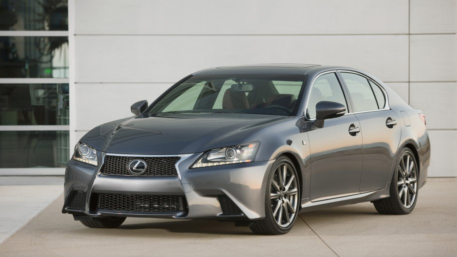 premium lexus sport and with used detail sedan packages f gs rwd
