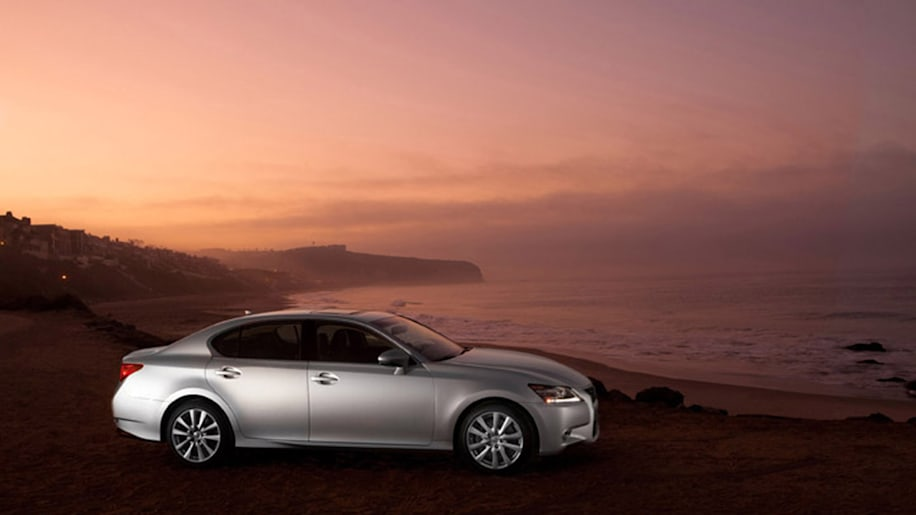 2014 lexus gs gets eight speed auto other enhancements autoblog. Black Bedroom Furniture Sets. Home Design Ideas