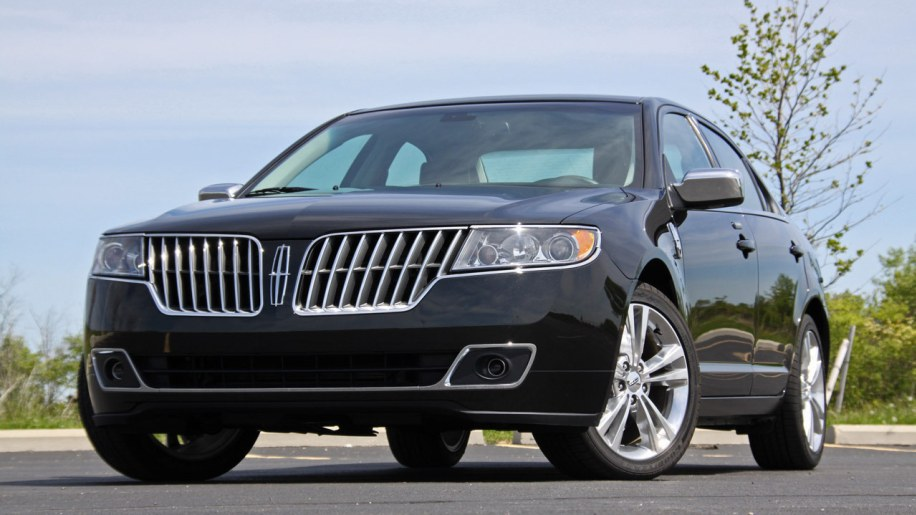 7. Lincoln MKZ