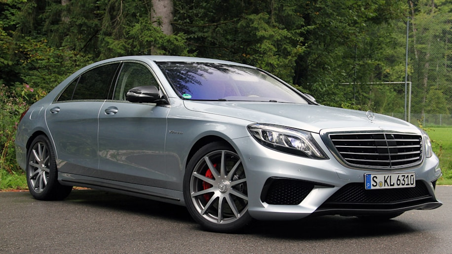2014 Mercedes Benz S63 Amg First Drive Photo Gallery