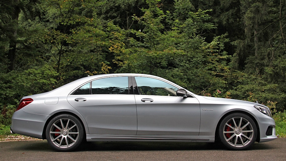 2014 mercedes benz s63 amg first drive photo gallery for Mercedes benz s63 2014 price