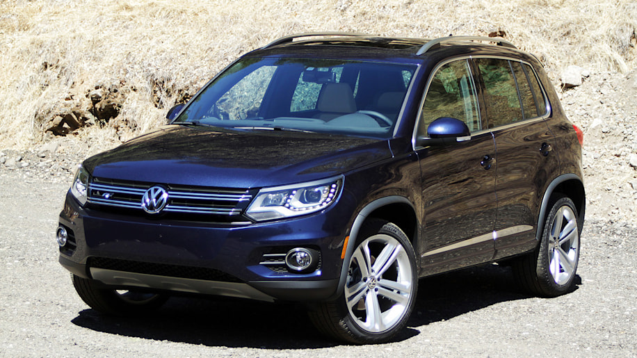 2014 volkswagen tiguan r line autoblog. Black Bedroom Furniture Sets. Home Design Ideas