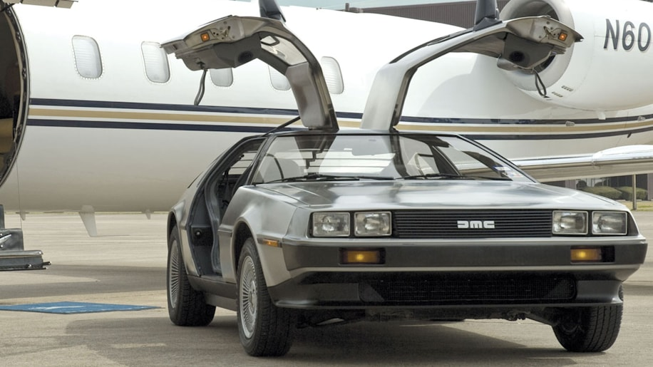 Adam Morath (Executive Producer, TRANSLOGIC): DeLorean DMC-EV