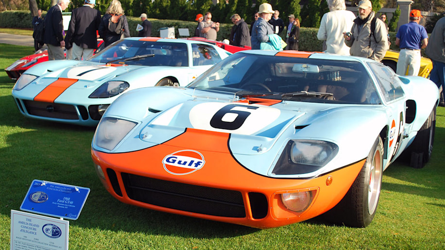 Chris McGraw (Associate Multimedia Producer, AOL Autos): Ford GT40