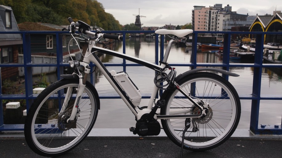 Bmw Cruise E Bike 2014 Autoblog