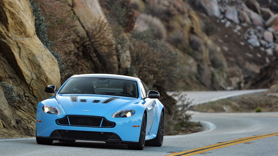 Aston Martin committed to V12 power, downplays hybrids