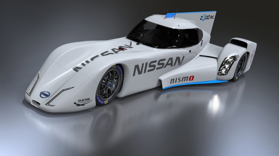Nissan unveils ZEOD RC at Nismo HQ in Japan [w/videos]