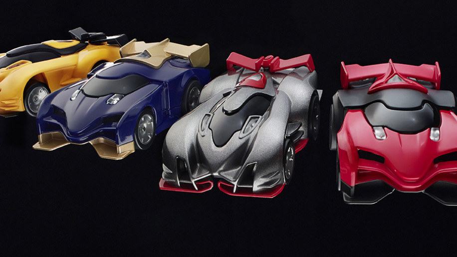 Anki drive is the slot car racing game of the future, now [w/video]
