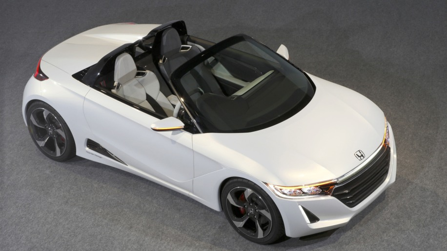 Honda CEO Says We Shouldnt Expect Any New Sports Cars Autoblog - Cool small sports cars