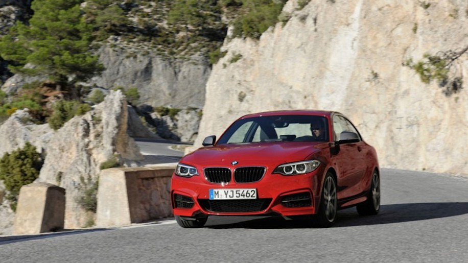 Official pics of BMW M235i surface ahead of coupe's debut